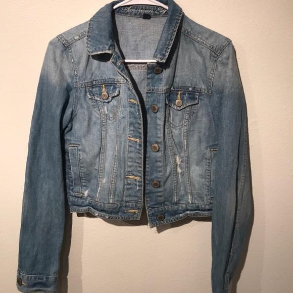 American Eagle Outfitters Jackets & Blazers - Women's Jean jacket